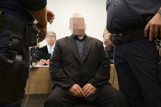 Der Angeklagte im Fall Kührer - Bild von 2013.