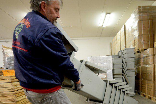 Die Vorbereitungen zur Wien-Wahl haben begonnen