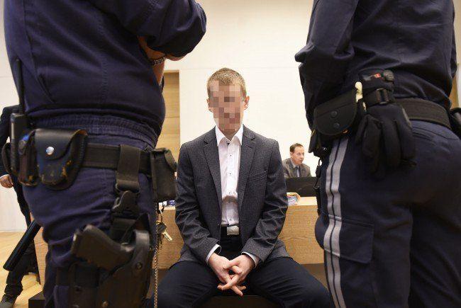 Der Angeklagte wurde zu sechs Jahren Freiheitsstrafe verurteilt.