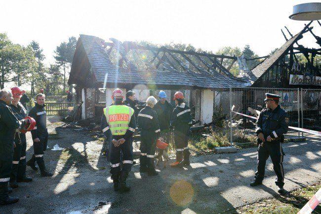 Fünf Tote bei Brand - Obduktionen im Laufen