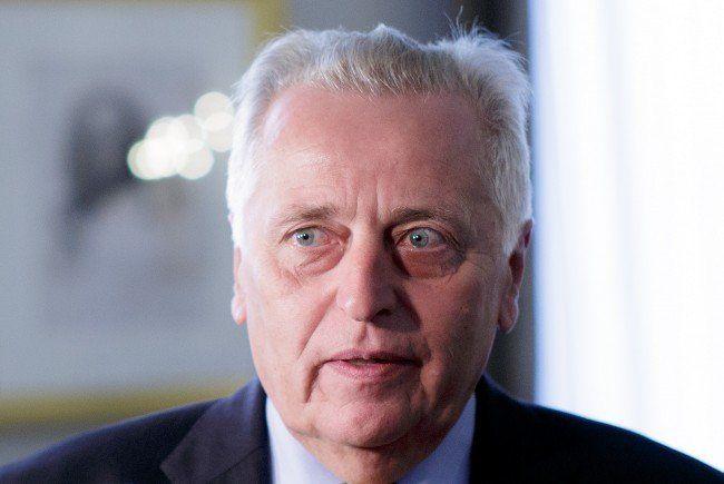 Sozialminister Hundstorfer geht von einer rot-grünen Stadtregierung in Wien aus.
