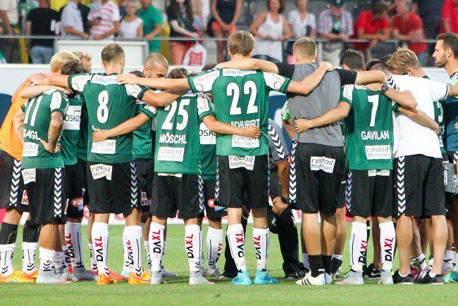 LIVE-Ticker zum Spiel Red Bull Salzburg gegen SV Ried ab 18.30 Uhr.