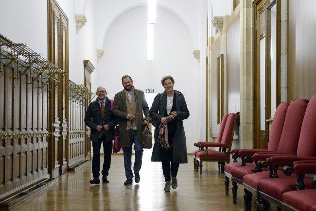 Nach Wien-Wahl - Halbstündiges Treffen zwischen SPÖ und NEOS