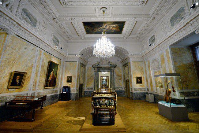 Die Wiener Museen vermissten zahlreiche Kunstwerke.