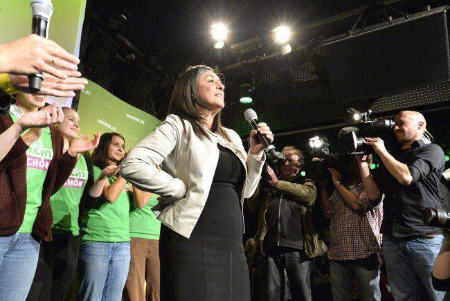 Wien-Wahl - Grüne Party mit bleibefreudiger Vassilakou