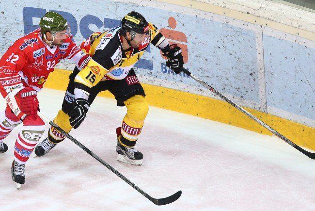 Die Vienna Capitals konnten den EBEL-Schlager gewinnen.