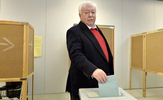 """""""Diese Koalition ist gescheitert"""", sagt Johannes Huber über Rot-Grün."""