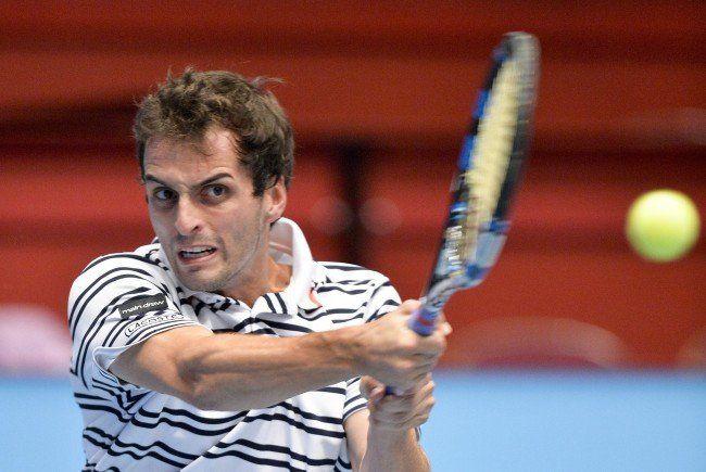 Ferrer wie im Vorjahr im Wien-Finale - Gegen Johnson um Titel
