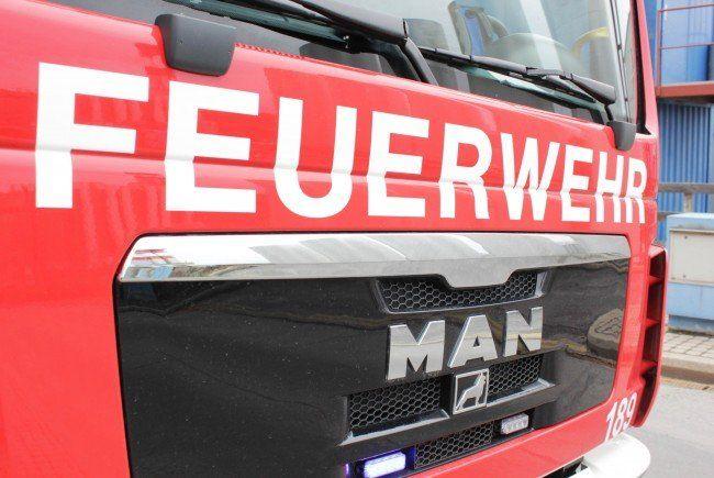 Brand in Klosterneuburger Schule.