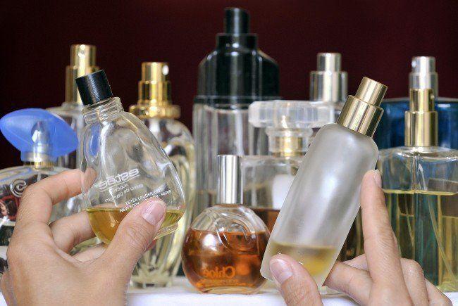 Die Wienerin trieb in einer Parfumerie ihr Unwesen