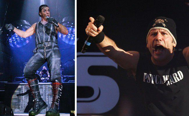 Rammstein und Iron Maiden werden die Donauinsel beim Rock in Vienna aufmischen