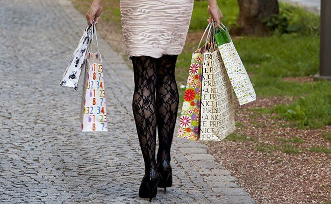 Wer nach Herzenslust shoppen will, kann dies besonders günstig am Woman Day tun