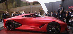 Die schärfsten Flitzer von der Tokyo Motor Show