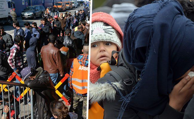 Flüchtlingen helfen in Wien