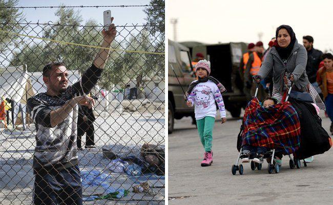 Alle aktuellen Infos zur Flüchtlingskrise.