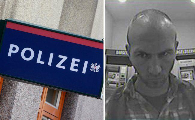Nach diesem Mann sucht die Wiener Polizei.