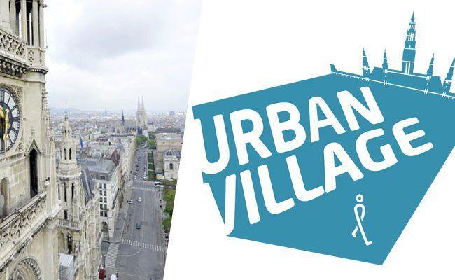 Vom 16. bis 18. Oktober findet vor dem Wiener Rathaus das Urban Village-Festival statt.