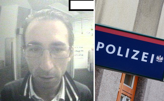 Die Wiener Polizei fahndet nach diesem Verdächtigen.