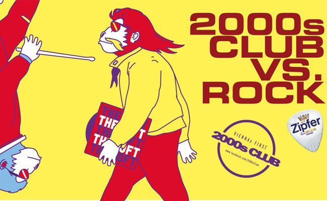 2000s Club vs. Rock im Loft