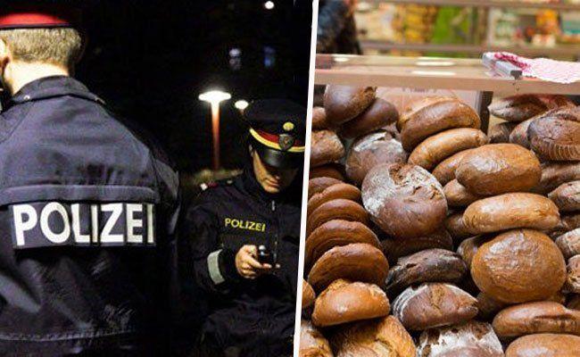 Hunger trieb Burschen zu Einbruch in Wiener Bäckerei