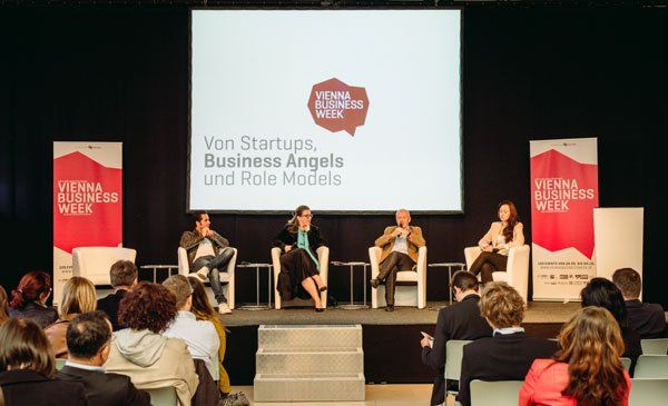 Die Vienna Business Week 2015.