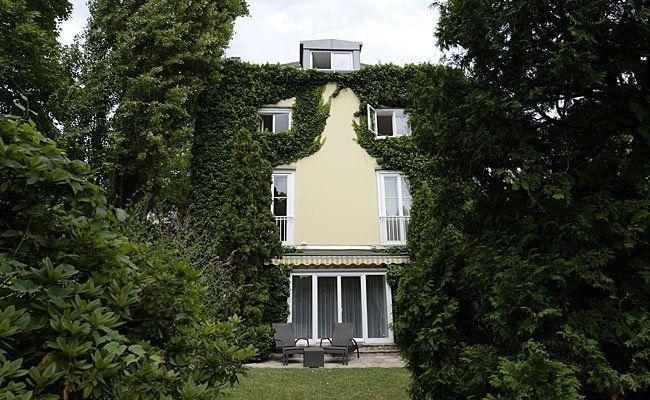 Die Villa des Schauspielers, Sängers und Entertainers Peter Alexander