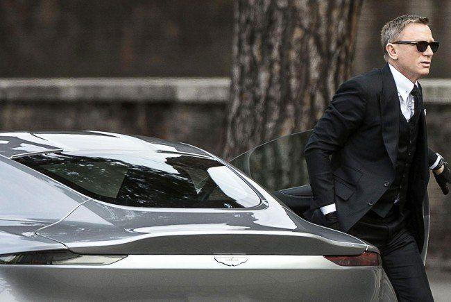 Daniel Craig möchte nicht mehr die Rolle des James Bond spielen.