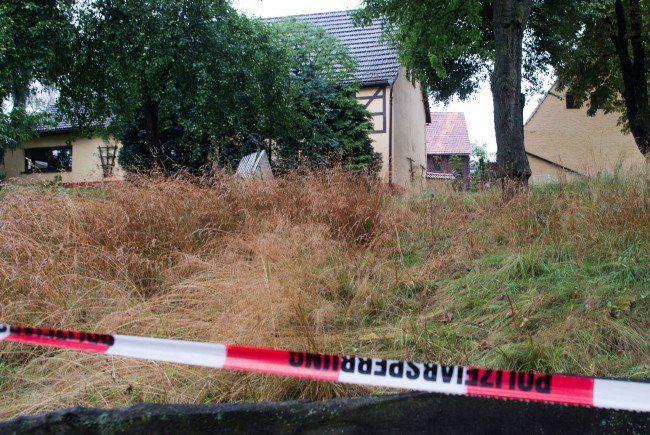 Nach einem Brand im Bezirk Wiener Neustadt wurde eine Leiche entdeckt.