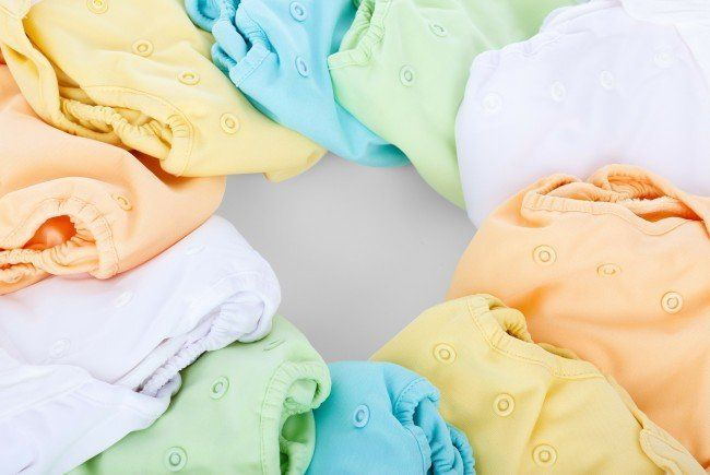 Sichere Kleidung für Kleinkinder