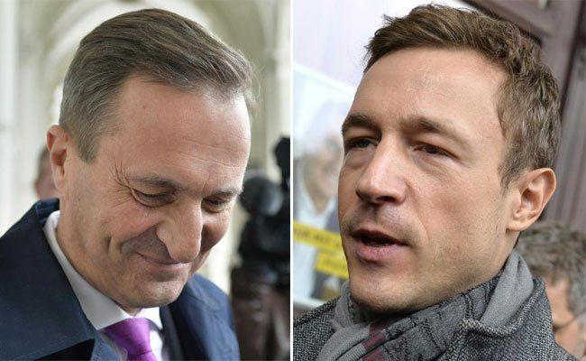 Juraczka geht, Blümel übernimmt bei der Wiener ÖVP.