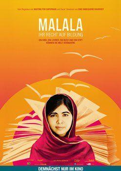 Malala – Ihr Recht auf Bildung – Trailer und Kritik zum Film