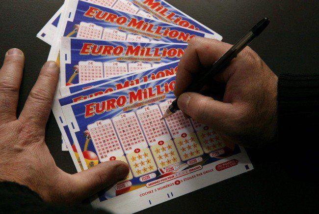 15,4 Millionen Euro gibt es für den Gewinner aus Niederösterreich.