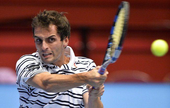 David Ferrer beim Erste Bank Open in Wien