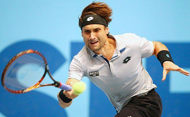 Sieger beim Erste Bank Open in Wien: David Ferrer