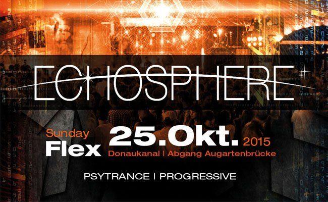 2×2 Tickets für Echosphere im Flex zu gewinnen