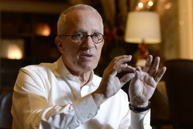 Filmkomponist James Newton Howard im Interview.