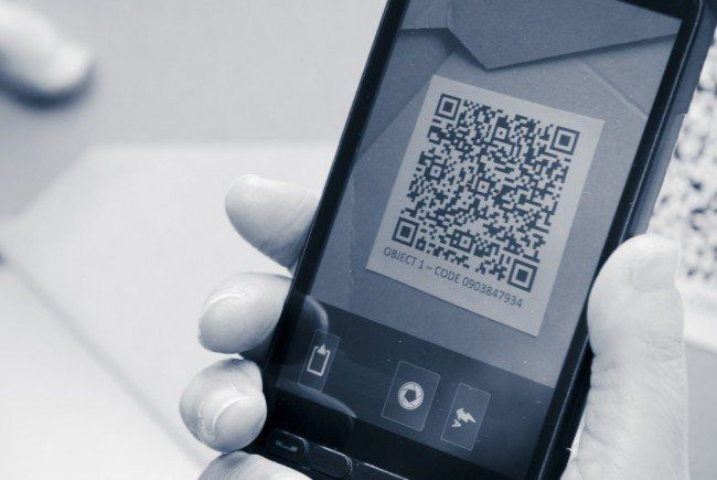 So funktionieren QR-Codes.
