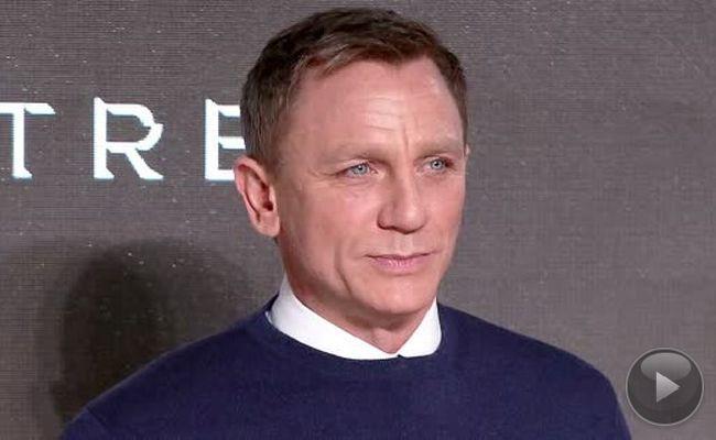 Scharfe Reaktion auf Daniel Craigs Selbstmord-Aussage.