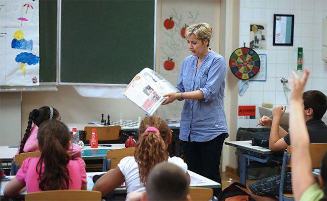 Mehr Pflichtschulklassen für Wien, so der Plan.