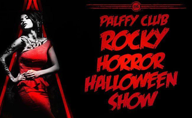 Rocky Horror Halloween Show im Club Palffy