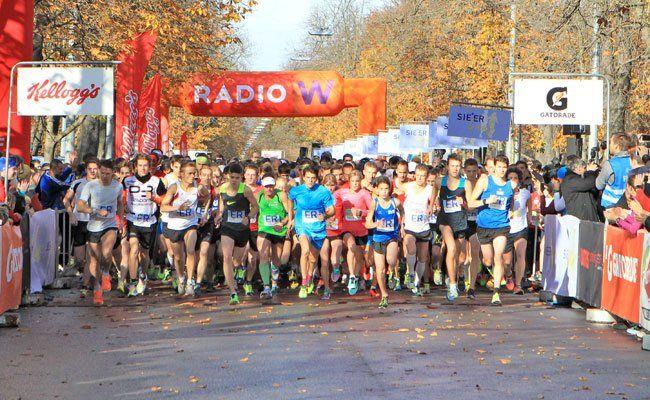 Am 8. November findet wieder der SIE+ER-Lauf im Wiener Prater statt.