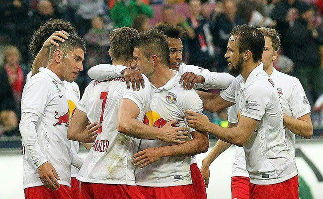 SCR Altach trifft am Samstag auf Red Bull Salzburg