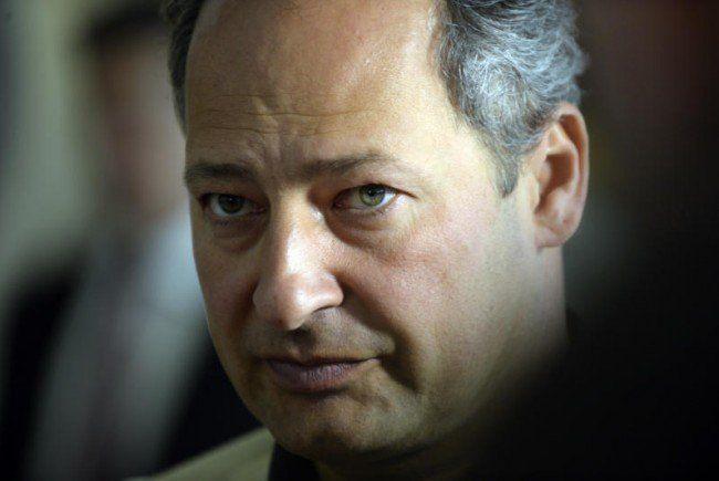 Scharfe Kritik an die FPÖ von SPÖ-Klubobmann Andreas Schieder.