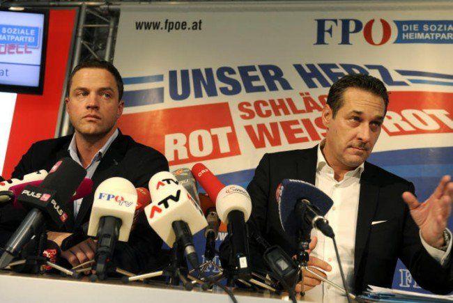 Ein Nachfolger für Johann Gudenus wurde im FP-Klub bereits bestimmt.