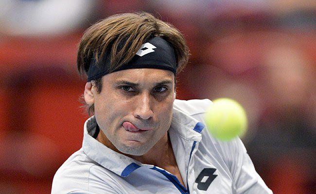 Erste Bank Open in Wien: David Ferrer weit stärker als in der ersten Runde
