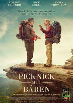 Picknick mit Bären – Trailer und Kritik zum Film