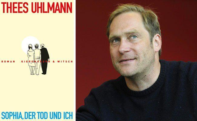 """Musiker Thees Uhlmann ist unter die Autoren gegangen: """"Sophia, der Tod und ich"""""""
