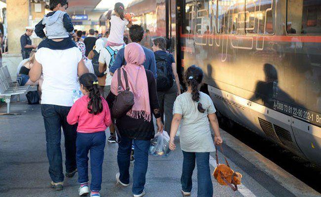 Kampagne zur privaten Unterbringung von Flüchtlingen.