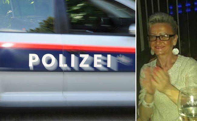Die Polizei sucht nach dieser 49-jährigen Frau.