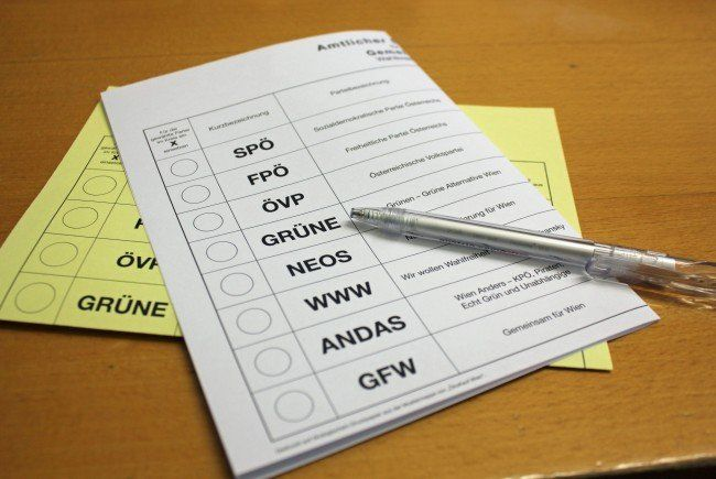 In der Leopoldstadt sind offenbar 82 Wahlkarten abhanden gekommen.